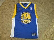 97dec27f item 5 adidas GOLDEN STATE WARRIORS shirt #8 ELLIS jersey vintage 10-12y  oldschool NBA -adidas GOLDEN STATE WARRIORS shirt #8 ELLIS jersey vintage  10-12y ...
