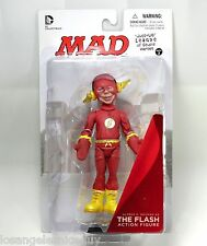 MAD THE FLASH Alfred E Neuman Action Figure DC Collectibles Series 2 NIB