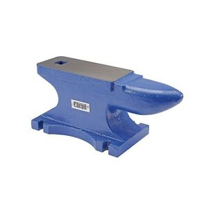 55 Lb. Rugged Cast Iron Anvil for Metal Working