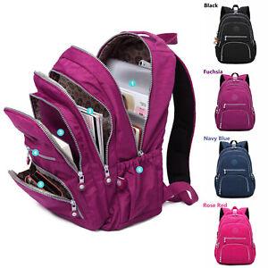 School-Backpack-Teenage-Girl-Women-Laptop-Backpacks-Nylon-Waterproof-Bag-Pack