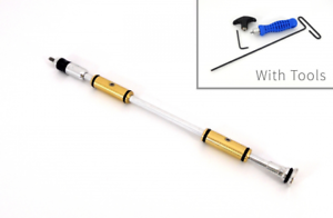 Shaft Stabilizer with AMT for Putters with Tools by