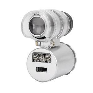 Mini-Microscopio-60X-Magnifier-LED-con-Lente-di-Ingrandimento-Illuminata-Loupe