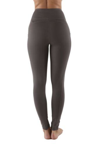 Women/'s Long Active Fitness Yoga Compression Leggings With Pockets