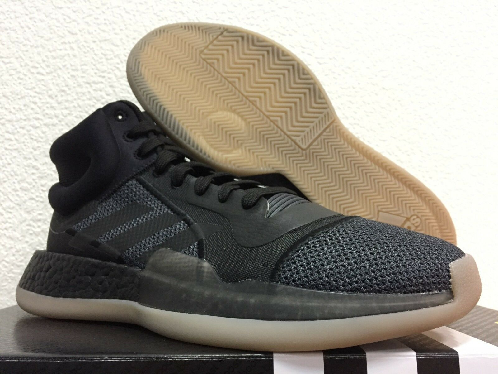 2019 Mens DS adidas Marquee Boost BB9300 Basketball Sneakers 8-14 us Original PE