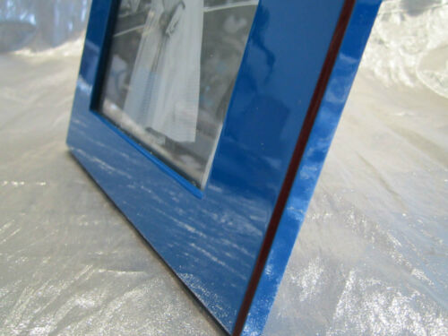 Gift Company Bilderrahmen rot blau Tang hochglanz Big bis 15x20 Fotos  //P
