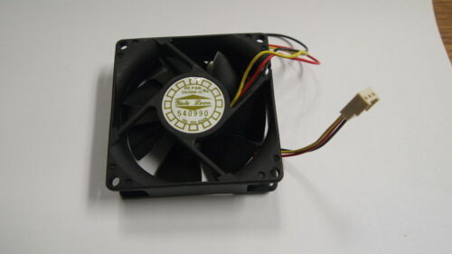 New Yate Loon 80mm Computer Case Fan D80BM-12 80x80x25mm 12V DC 3 Wires