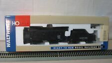 HO Scale Walthers ALCO Rotary Snow Plow & Tender Built SP #716  UIB Serviced