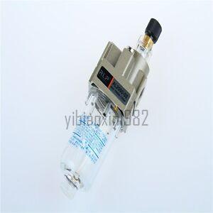"1pcs Air Line lubricator Unit 1/4"" Ports for Air compressors 800L/min YB"