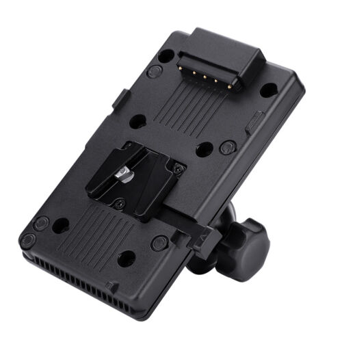 V-mount Battery Power Plate Adapter w// D-tap /& Clamp for Sony Video Camera DT