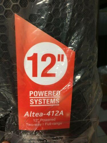 "DAS Altea 412A Powered 12/"" Two-way Loudspeaker"