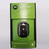 Motorola 98782 P790 Portable Charger External Battery Pack 1700 Mah,new & Sealed