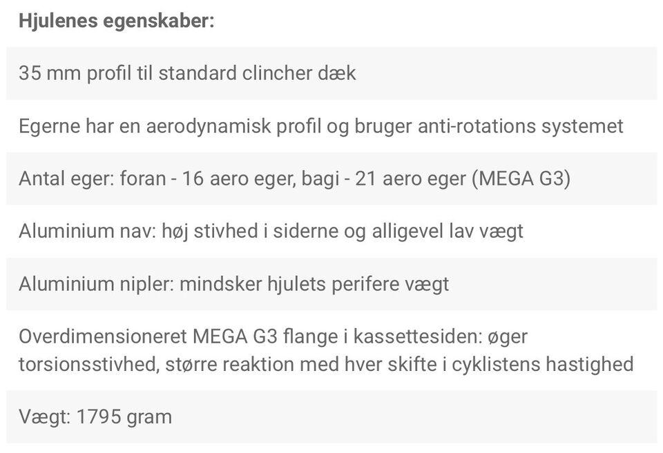 Herreracer, andet mærke NY Pris Avenger A6 -EVO, 56 cm stel