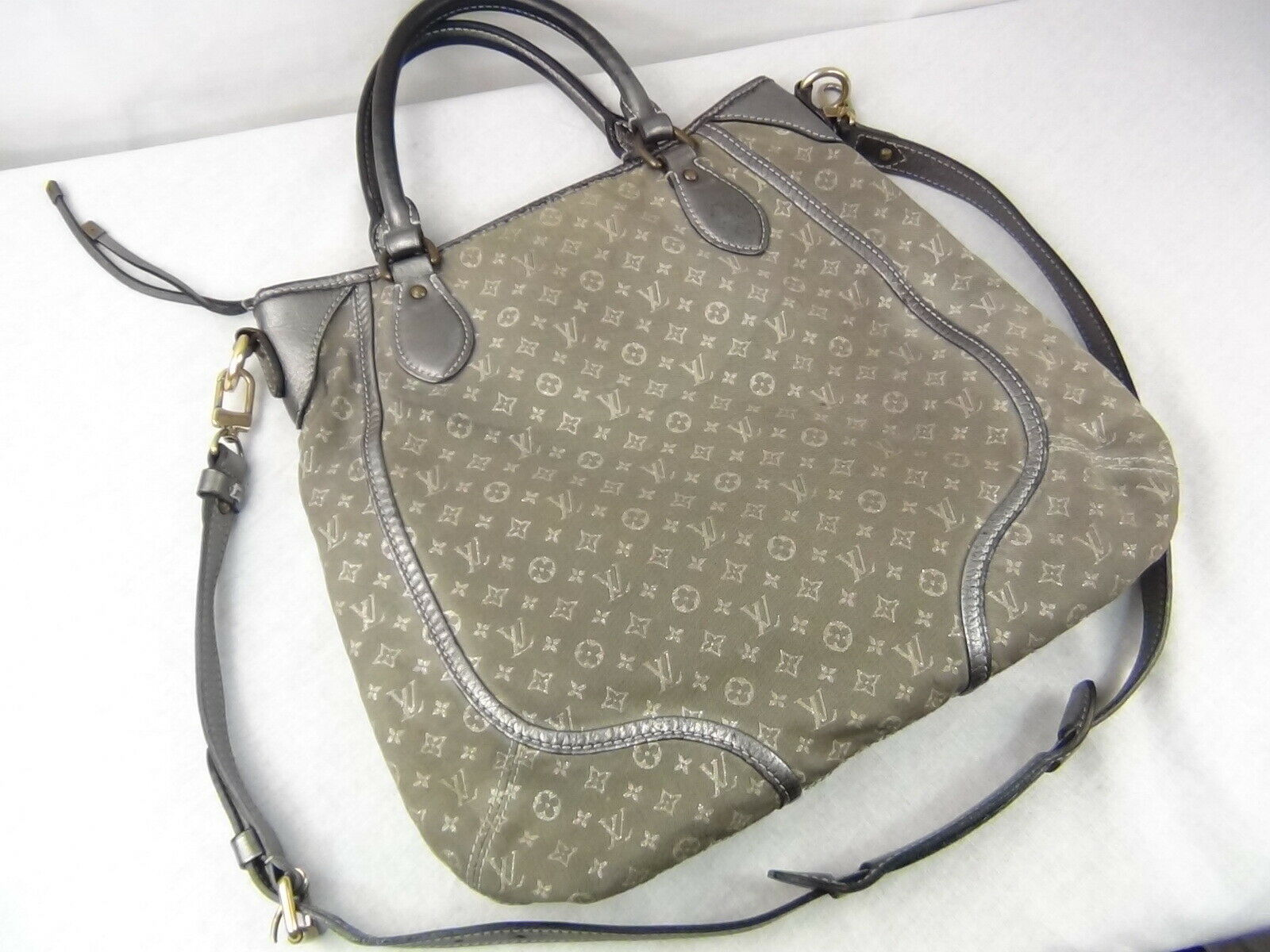 Louis Vuitton Red Monogram Mini Lin Mary Kate Bag For Sale Online Ebay