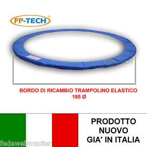 BORDO-COPRIMOLLE-DI-RICAMBIO-TRAMPOLINO-ELASTICO-DA-GIARDINO-185-CM-DI-DIAMETRO