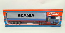 TEKNO HOLLAND SCANIA 142H ARTICULATED TRUCK  DEMO COLOURS 1:50