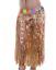 Hawaiian Themed Fancy Dress Lei Hula Skirts Tassles Costume Set Flower Garland