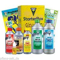 Plagron Grow Mix 50 L & Hesi Starter Kit Sparset