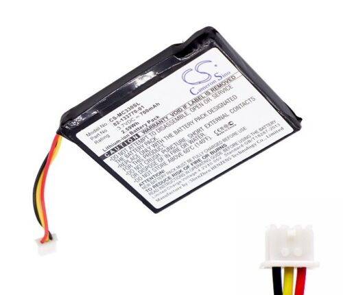 Motorola CS3300 Batterie 700mAh type 82-133770-01 Pour Motorola CS3070