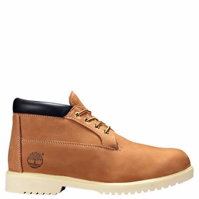 NIB Timberland Classic Waterproof Chukka Boots Wheat Nubuck
