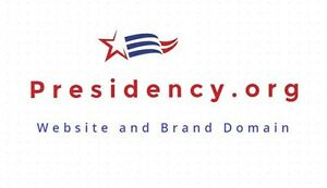 PRESIDENCY.org Website & Domain ~ Great for a President or the 2024 Election