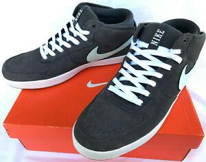 no se dio cuenta Arashigaoka Marinero  Nike SB Mavrk Mid 3 Antracite 510974-032 Gum Skateboard Skate Shoes Men's  13 new | eBay