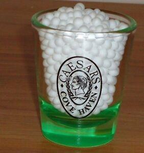 CAESARS-COVE-HAVEN-green-tinted-shot-glass