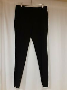 Burberry-London-Women-039-s-Black-Wool-Dress-Pants-Size-6