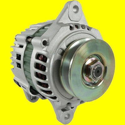 New 12v 50a Alternator Gehl Skid Steer Ctl70 Isuzu 4jg1 Engine Lr150-714 Modern Design Business & Industrial