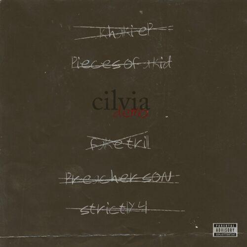 "Isaiah Rashad Cilvia Demo EP Hip Hop Album Art Cover Poster 20×20/"" 24×24/"" 32×32/"""