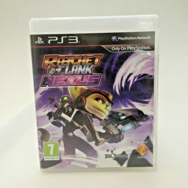 Ratchet and Clank Nexus for Sony Playstation 3 PS3 | Game in Very Good Condition