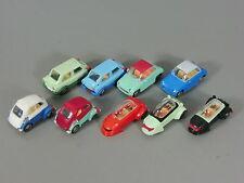 AUTOS: Kleinwagen der 50er im neuen Look 1999 - Komplettsatz + alle 5 Varianten