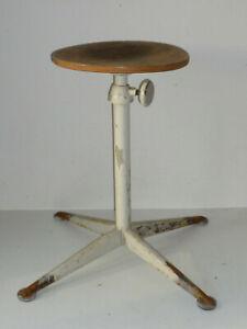 Bien Tabouret Friso Kramer Ahrend De Cirkel Dutch Design An 50 Stool Chair Prouve Remise En Ligne