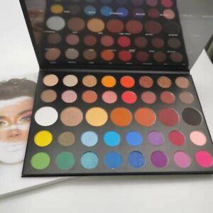 OFFICIAL James Charles X 39 Pressed Eye Shadow Morphe Palette Make Up Eyeshadow