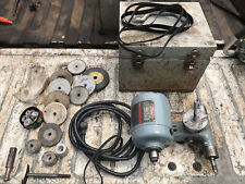 Dumore 48 011 Tool Post Lathe Grinder 13 Hp Accessories See Pictures