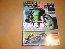 Moto revue N° 3409 Kawasaki ZX-6R.Ducati Monster S