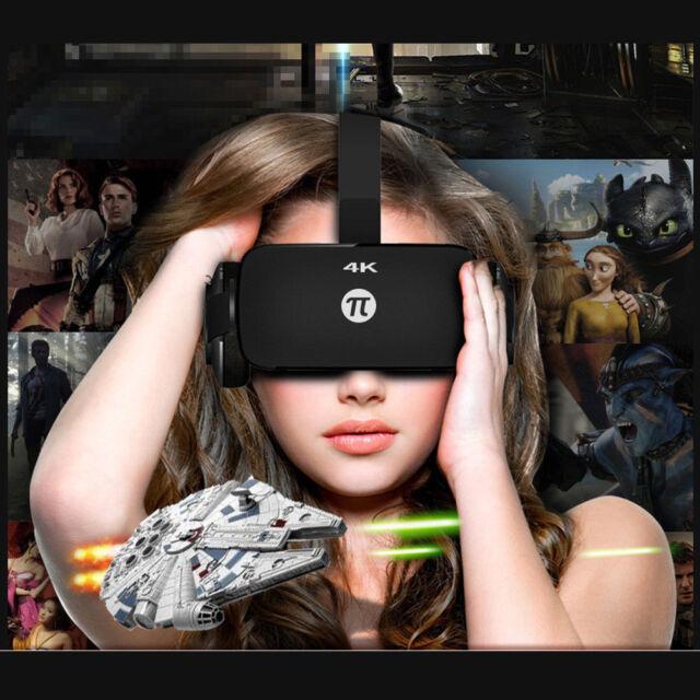 HOT! PIMAX 4K VR Virtual Reality Glasses 3D Headset for PC 110 Degree FOV 1000Hz
