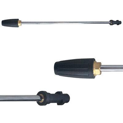 1//4 Adapter Nippel Reduktion für Karcher Hochdruckreiniger Schaumlanze Schlauch