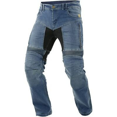 Trilobite Parado Men's Motorcycle Jeans Aramid Jeans with Protector Camouflage