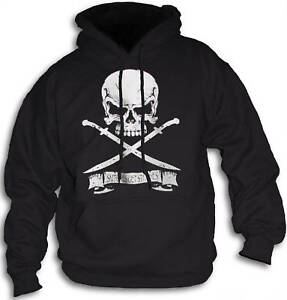 Skull-Sword-Snitches-Get-Stitches-Mens-Womens-Teens-Hoody-FREE-T-SHIRT-Sm-2XL