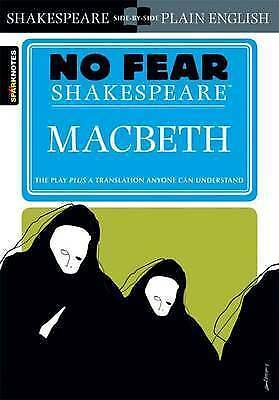 1 of 1 - Macbeth by William Shakespeare (Paperback, 2004)