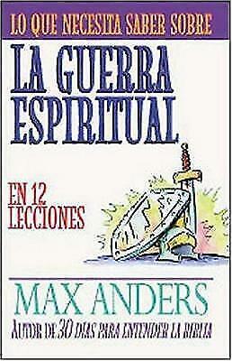 Guerra Espiritual  En 12 Lecciones