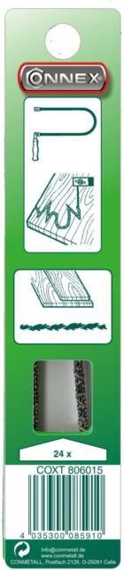 Laubsägeblätter ZARSA allseitig schneidend Klingen Laubsäge (L16/E)