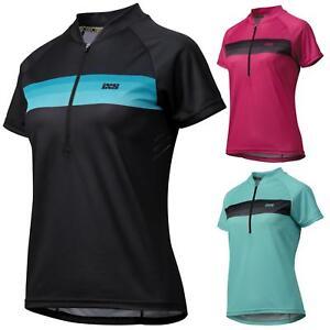 IXS Trail 6.1 Femmes Jersey Vélo Maillot Shirt alpin MTB All Mountain Bike-afficher le titre d`origine DRzeF8IT-07153322-609403301