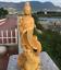 Chinese-Boxwood-Wood-Carving-Guan-Yin-Ride-Dragon-Goddess-Bodhisattva-Statue thumbnail 1