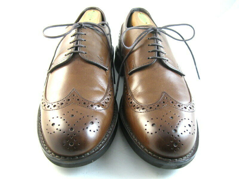 Allen Edmonds    Nomad  Short Wing Oxfords 8 D Coffee (909) 6f4d79
