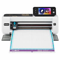 Brother Scanncut2 Cm350 Electronic Die Cutting Machine & Scanner on sale