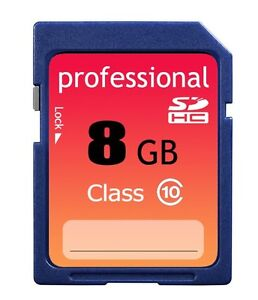 Brand-New-8GB-Class-10-SD-HC-SDHC-High-Speed-Professional-Flash-Memory-Card-8G