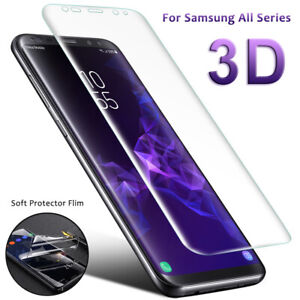 Cg-Soft-Screen-Protector-Curved-Full-Cover-HD-Film-for-Samsung-Galaxy-Note9-S9