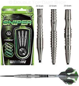 WINMAU Sniper Darts 90/% Tungsten Steeldarts