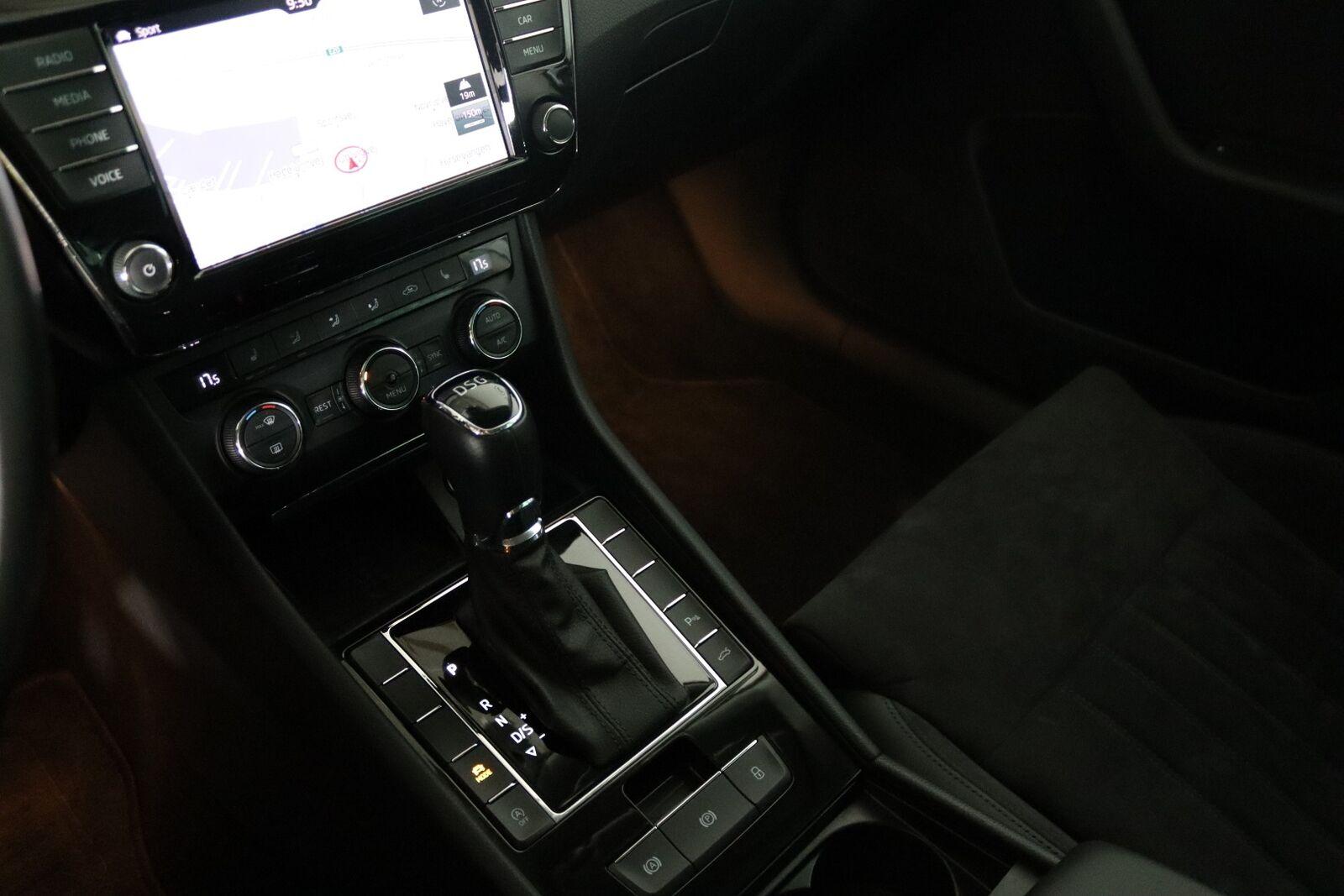 Skoda Superb 2,0 TDi 150 Style Combi DSG - billede 10